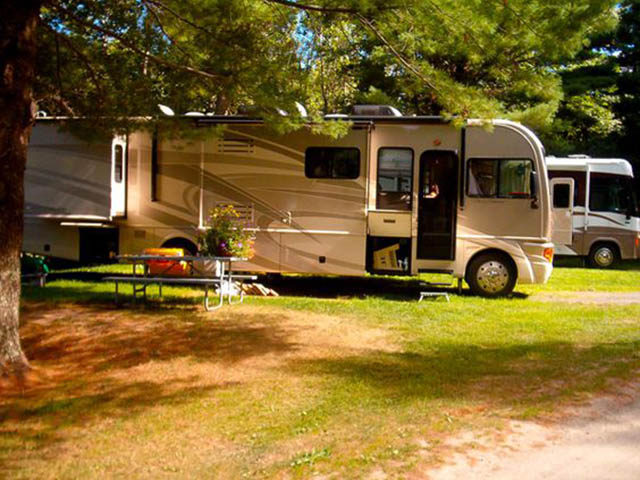 Camden Hills Campgrounds   Camping in the beauty of mid